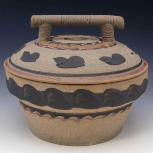 Unglazed Steamer